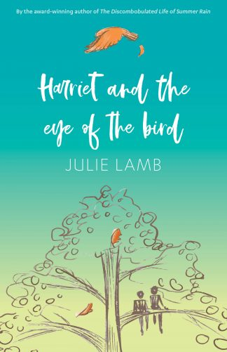 Harriet and the eye of the bird cover