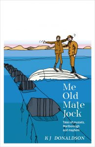 Me Old Mate Jock cover
