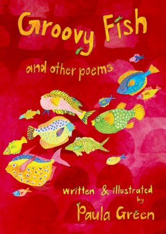 Cover of Groovy Fish book